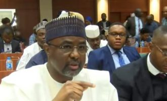 Gwarzo insists Adeosun suspended him over Oando probe
