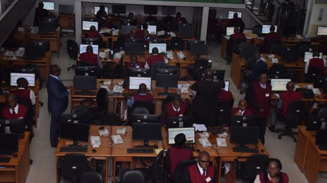 NSE smiles on ministerial inauguration — records biggest gain in two months