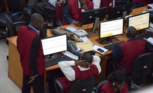 NSE investors lose N287bn in five hours