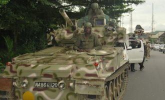 Army: We'll destroy Boko Haram if they come to Maiduguri