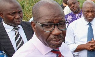 Obaseki: Oshiomhole taught me to fight godfathers