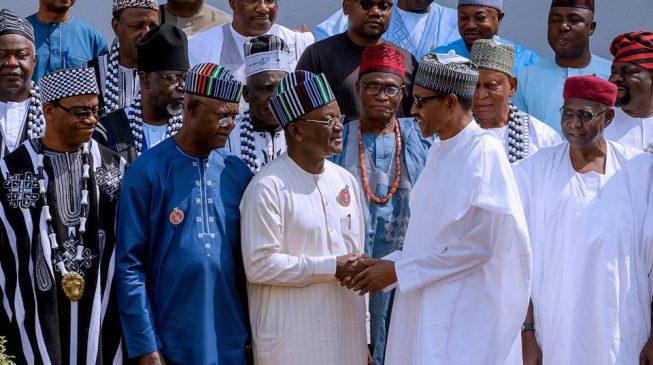 Please, accommodate herdsmen, Buhari begs Benue leaders