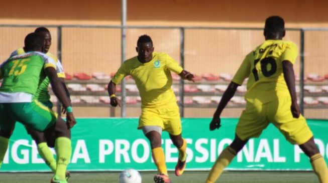 NPFL wrap-up: Pillars whip Ifeanyi Ubah but Lobi Stars remain atop