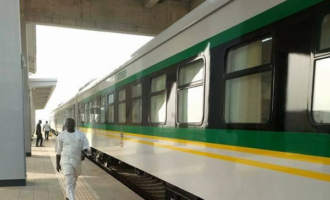 FLASHBACK: In 2013, Jonathan's govt unveiled plans to build rail line to Niger Republic