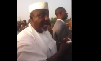 TRENDING VIDEO: It's better to steal than smoke marijuana, says Okorocha