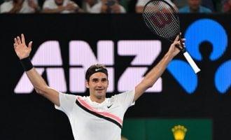 Roger Federer wins historic 20th Grand Slam title