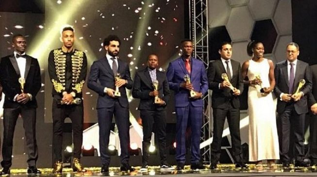 Salah wins CAF best player award, Oshoala crowned queen for the third time