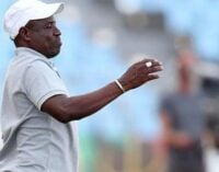CHAN: We want to make history, says Salisu Yusuf