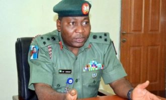 EXCLUSIVE: Army removes Texas Chukwu as spokesman, re-appoints Usman