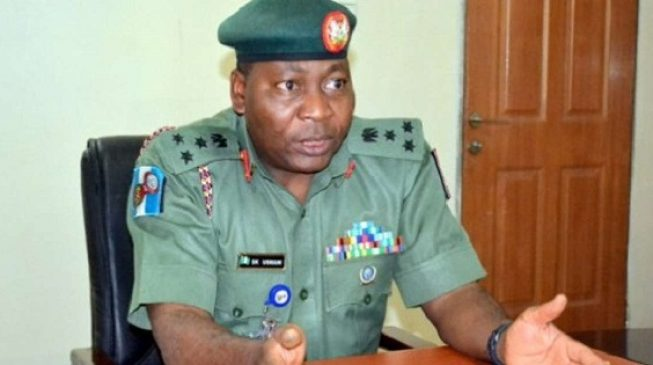 Army warns Nigerians of danger posed by fleeing insurgents