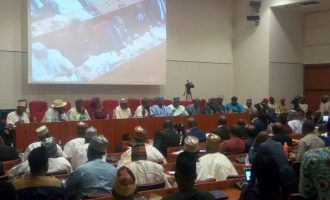 Drama as three people struggle for IPMAN chairmanship at senate hearing