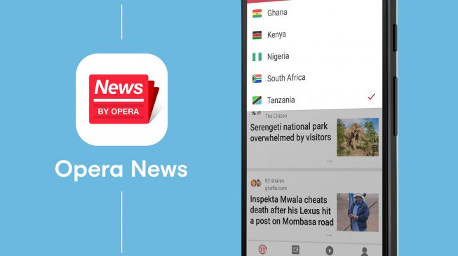 PROMOTED: ​​Opera News reaches 1m downloads in just four weeks, becomes No. 1 news app on Google Play Store in Nigeria