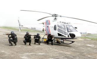 IG places his men on alert, deploys  surveillance helicopters in Rivers, Benue