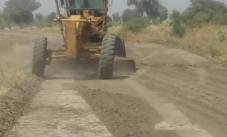 Army constructs road into heartland of Sambisa forest