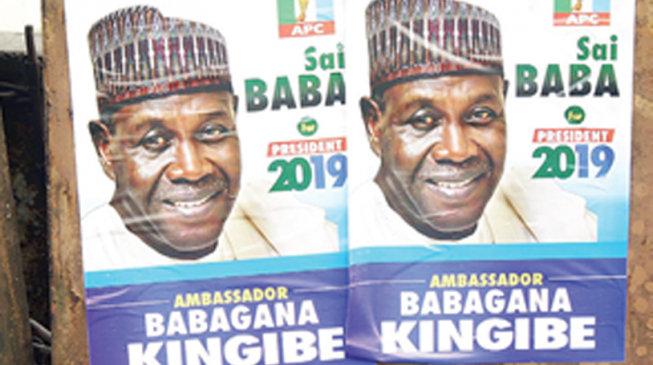 Kingibe: I'm not interested in Buhari's job — ignore those posters
