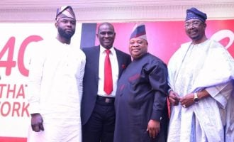 Olubadan, Adeleke witness launch of Airtel 4G in Ibadan