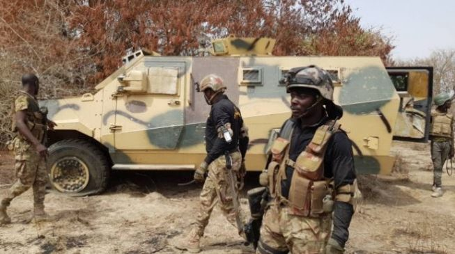 Army: Boko Haram fighters return to places we've captured