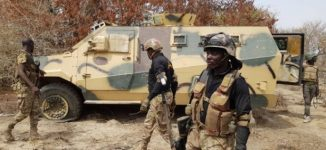 Army rescues female students 'after gun battle' with Boko Haram