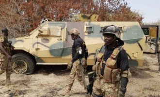We'll clear the terrorists hiding in Baga, says army