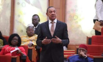 Some of you don't read, Ben Bruce hits colleagues at valedictory session