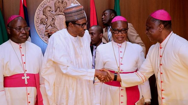 Catholic bishops: Buhari's government has completely ignored the call to save lives