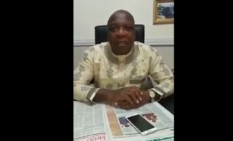 VIDEO: I have no reason to resign, says Fayose's chief of staff