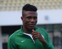 Lokomotiv Plovdiv unveil Steven Eze, CHAN Eagles defender