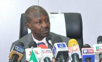 Magu: Over N1.3trn was stolen under Jonathan