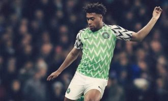 Iwobi, Oshoala, Ndidi nominated for CAF awards
