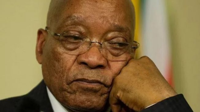 ANC asks Zuma to step down