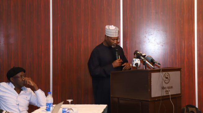Jega: Nigeria doesn't need a strong leader who has power but lacks competence