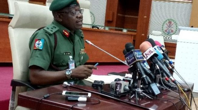 Army: Nigerian troops well-equipped to face any terrorist group