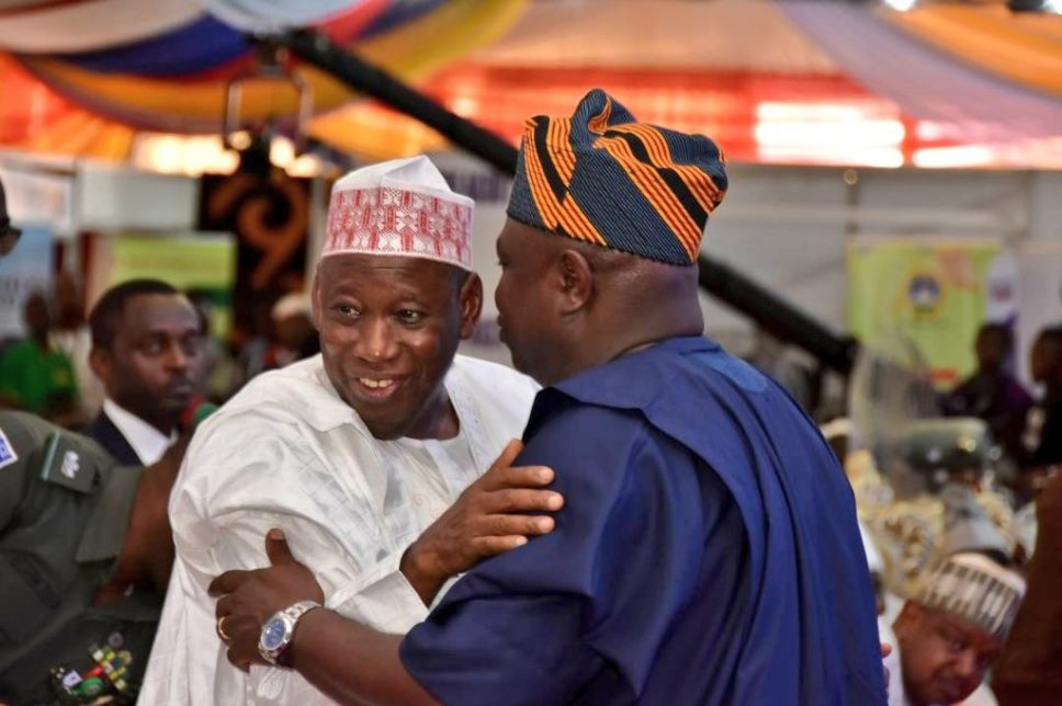 Images from Lagos Kano Summit