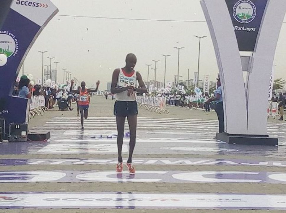 Images from 2018 Lagos City Marathon