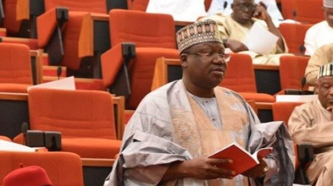 'Many don't understand our functions' — Lawan defends N13.5m running cost for senators