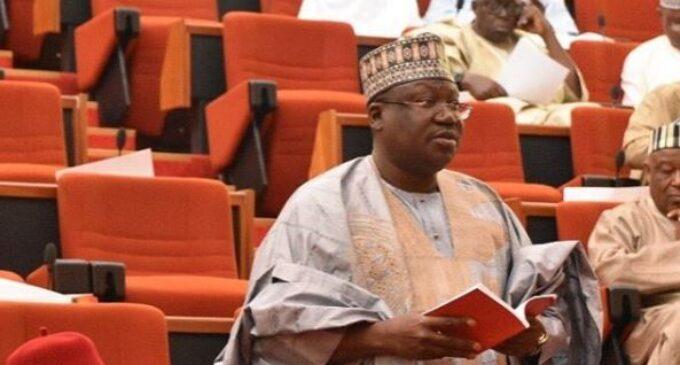 Lawan elected senate president