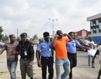 'Hoodlums' attack TheCable journalist during Lekki protest
