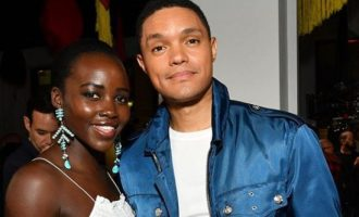 Lupita Nyong'o to play Trevor Noah's mother in 'Born a Crime'