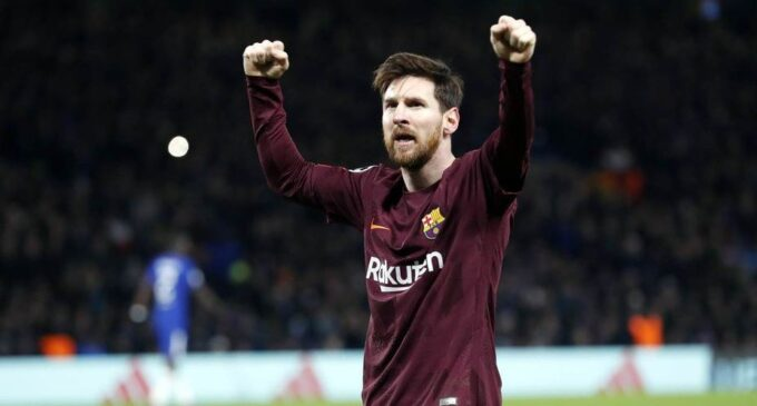 Messi beats Ronaldo, Van Dijk to win 6th FIFA Best Men's player award