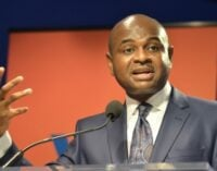 Moghalu: Our economy can't make progress until 1999 constitution is changed