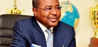 Panel recommends Gwarzo's dismissal, says he gave his company contract as SEC DG