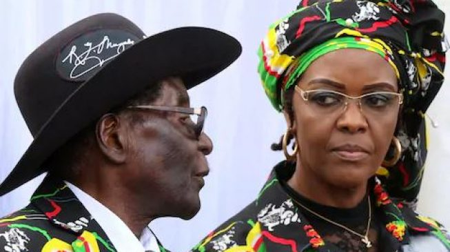My wife cries daily, says Robert Mugabe
