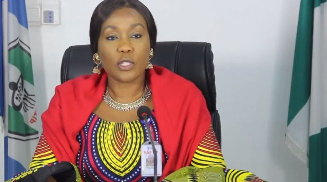 Human trafficking is the biggest int'l business, says NAPTIP DG