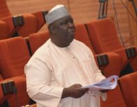 Tolerate national assembly members as your children, senator tells Buhari