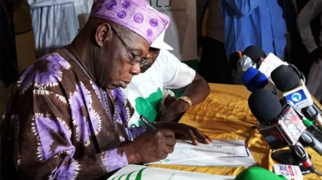 Obasanjo's coalition: Third force or farce?