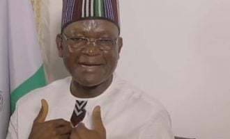 Buhari not responsible for herdsmen killings in Benue, says Ortom
