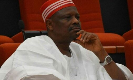 PDP kicks as Kano chapter suspends Kwankwaso 'for disrupting congress'