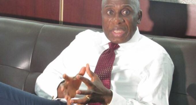 Amaechi dodges question on Hong Kong as third party in Nigeria-China loan deal
