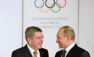 Olympics: IOC lifts ban on Russia