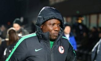 NFF begins investigation into 'bribe' received by Salisu